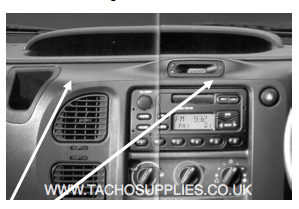 Ford Transit Tachograph Fitting Instructions
